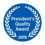 Armstrong Relocation - President Quality Awards 2019
